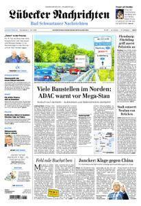 Lübecker Nachrichten Bad Schwartau - 02. Juni 2018