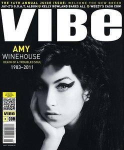 Vibe Magazine - August/September 2011
