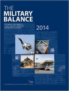 The Military Balance 2014, 2nd edition (repost)