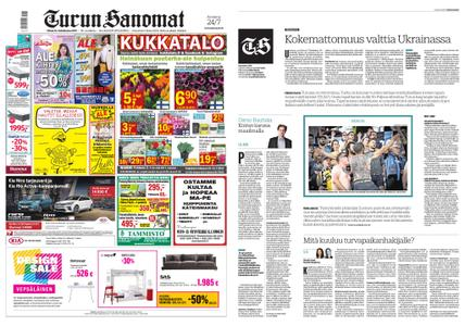 Turun Sanomat – 23.07.2019