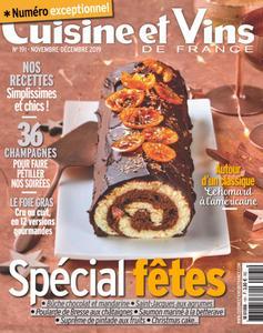 Cuisine et Vins de France - novembre 2019