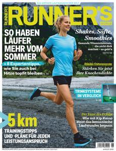 Runner's World Deutschland - August 2020