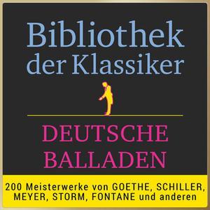 «Bibliothek der Klassiker: Deutsche Balladen» by Diverse Autoren