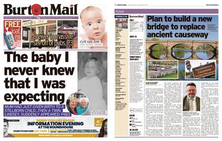 Burton Mail – November 06, 2019