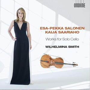 Wilhelmina Smith - Salonen & Saariaho: Works for Solo Cello (2019)