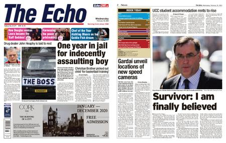 Evening Echo – February 19, 2020