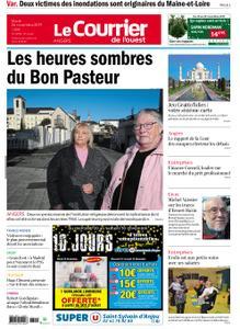 Le Courrier de l'Ouest Angers – 26 novembre 2019