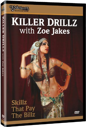 Killer Drillz with Zoe Jakes Bellydance Superstars