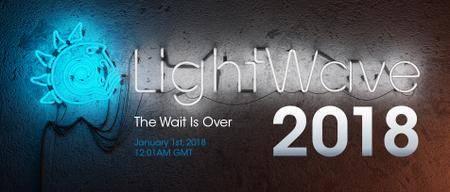 NewTek LightWave 3D 2018.0.3 Build 3066 (x64)