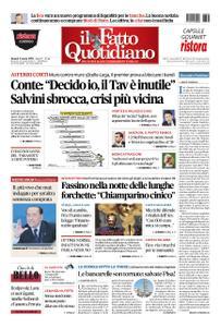 Il Fatto Quotidiano - 08 marzo 2019