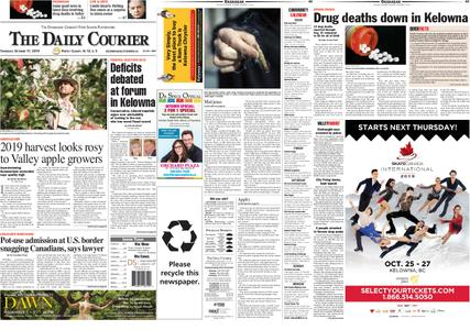 Kelowna Daily Courier – October 17, 2019