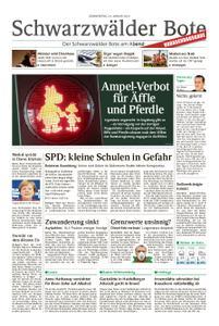 Schwarzwälder Bote Hechingen - 24. Januar 2019