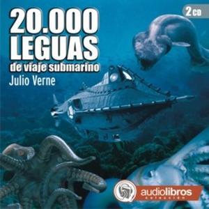 «20.000 leguas de viaje submarino» by Julio Verne