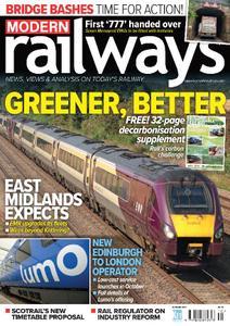 Modern Railways – October 2021