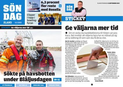 Ålandstidningen – 08 september 2019