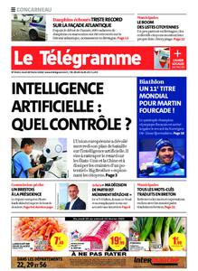 Le Télégramme Concarneau – 20 février 2020