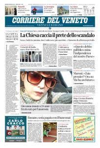 Corriere del Veneto Vicenza e Bassano - 9 Marzo 2018