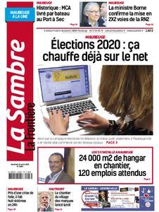 La Sambre La Frontière - 19 avril 2019
