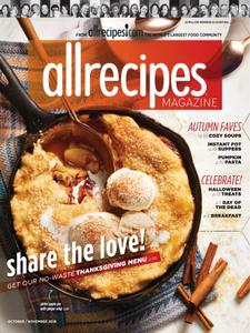 Allrecipes - October/November 2018