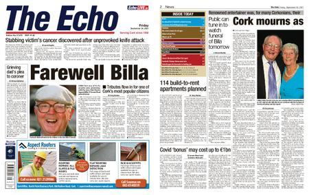 Evening Echo – September 24, 2021