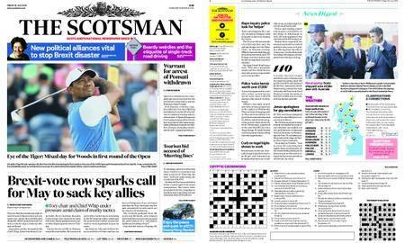 The Scotsman – July 20, 2018