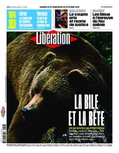 Libération - 19 octobre 2019