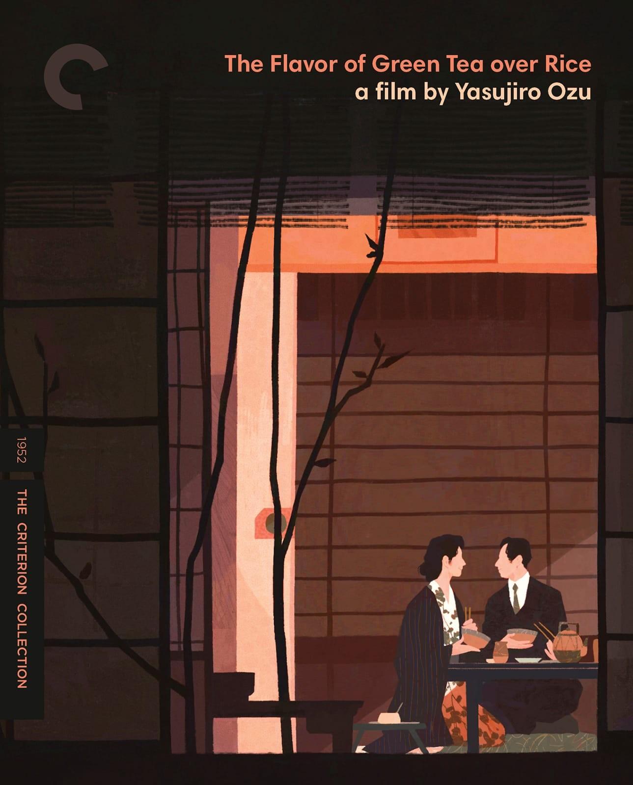 The Flavor of Green Tea Over Rice / Ochazuke no aji (1952) [Criterion Collection]