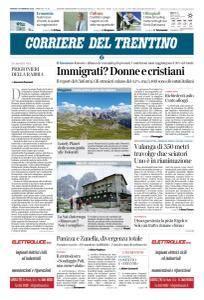 Corriere del Trentino - 16 Febbraio 2018