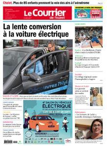 Le Courrier de l'Ouest Cholet – 29 septembre 2019