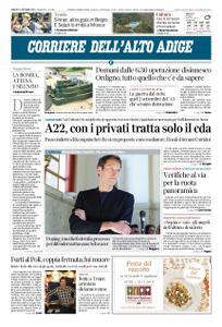 Corriere dell'Alto Adige – 19 ottobre 2019