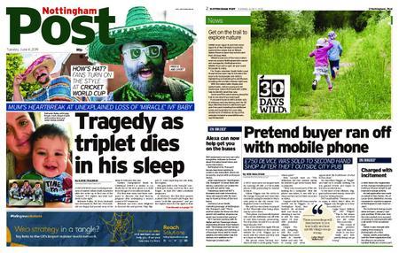 Nottingham Post – June 04, 2019