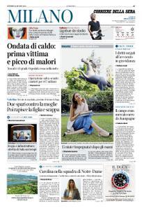 Corriere della Sera Milano – 28 giugno 2019