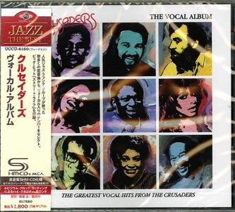 The Crusaders - The Vocal Album (1987) {2012, Japanese SHM-CD, Remastered}