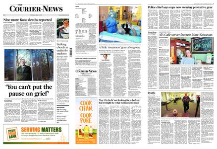 The Courier-News – April 08, 2020