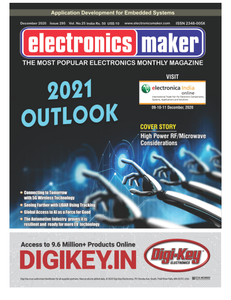 Electronics Maker - December 2020