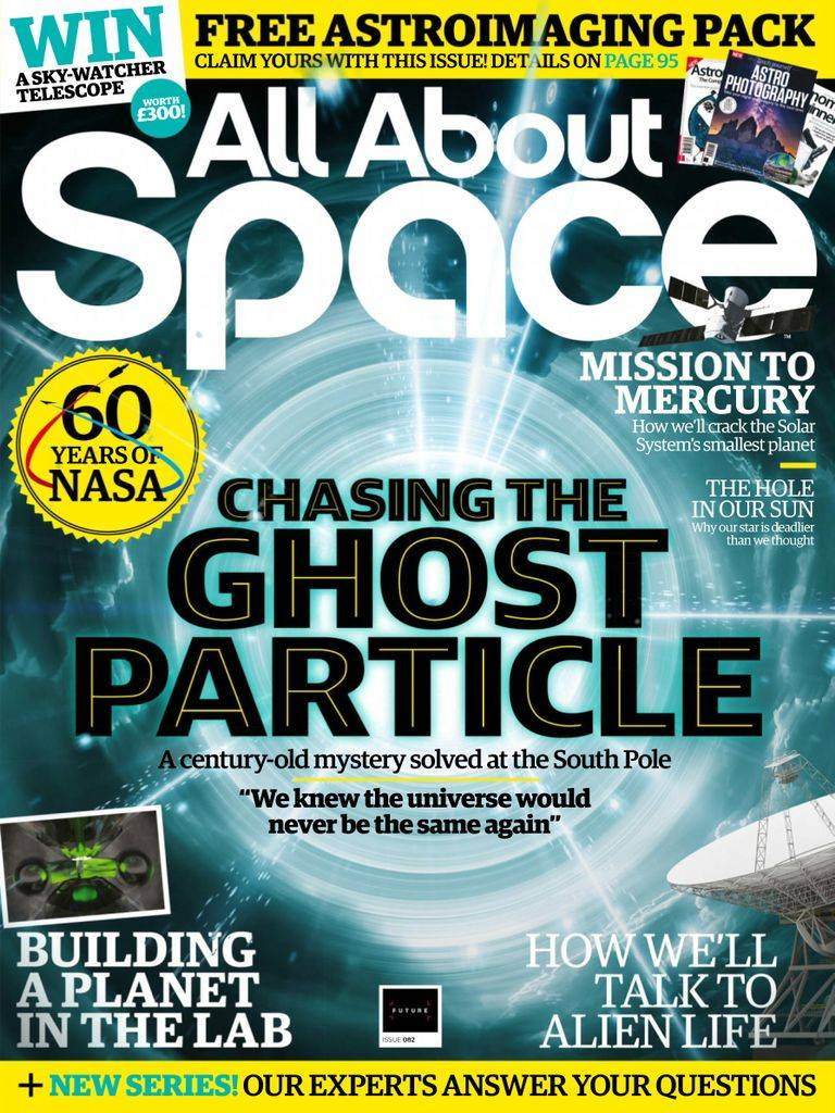 All About Space - January 2019
