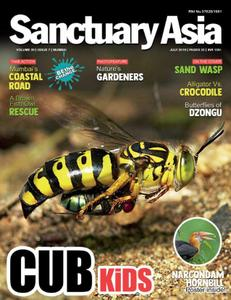 Sanctuary Asia - August 2019