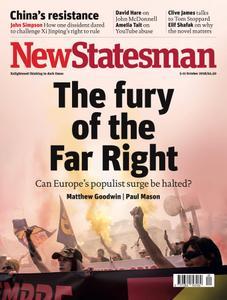 New Statesman - 5 - 11 October 2018
