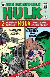 Incredible Hulk 004 1962 Digital