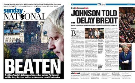 The National (Scotland) – October 20, 2019