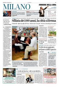 Corriere della Sera Milano – 12 maggio 2019
