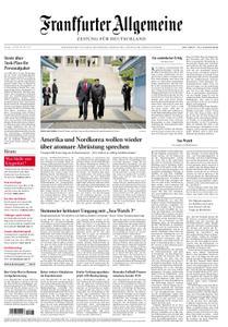 Frankfurter Allgemeine Zeitung F.A.Z. - 01. Juli 2019