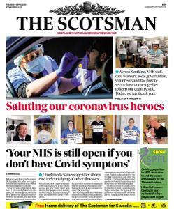 The Scotsman - 9 April 2020