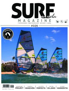Surf a Vela - julio 2019