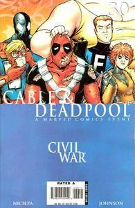 Cable  Deadpool