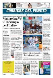 Corriere del Veneto Venezia e Mestre – 15 settembre 2020