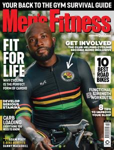 Men's Fitness UK - May 2021