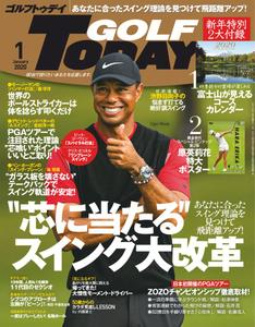 Golf Today Japan - 12月 2019