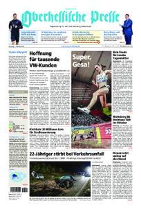 Oberhessische Presse Hinterland - 01. Oktober 2019
