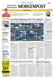 Solinger Morgenpost – 01. Oktober 2019